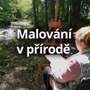 Malování v přírodě